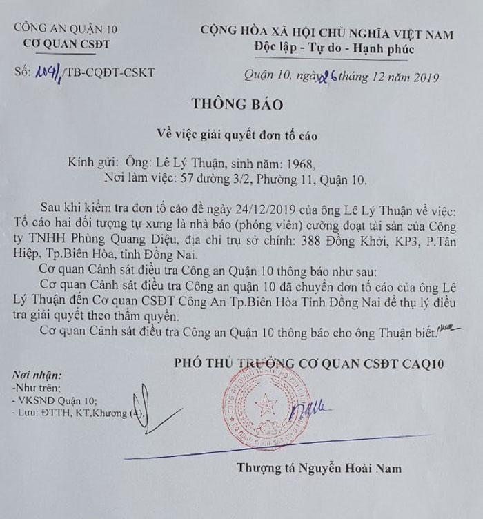 Bệnh Viện Thẩm Mỹ Gangwhoo Phủi Bỏ Trách Nhiệm